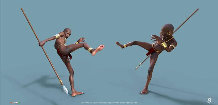 African Tribu dos