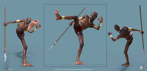 African Tribu uno