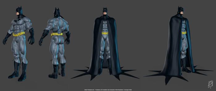 The Batman by patokali