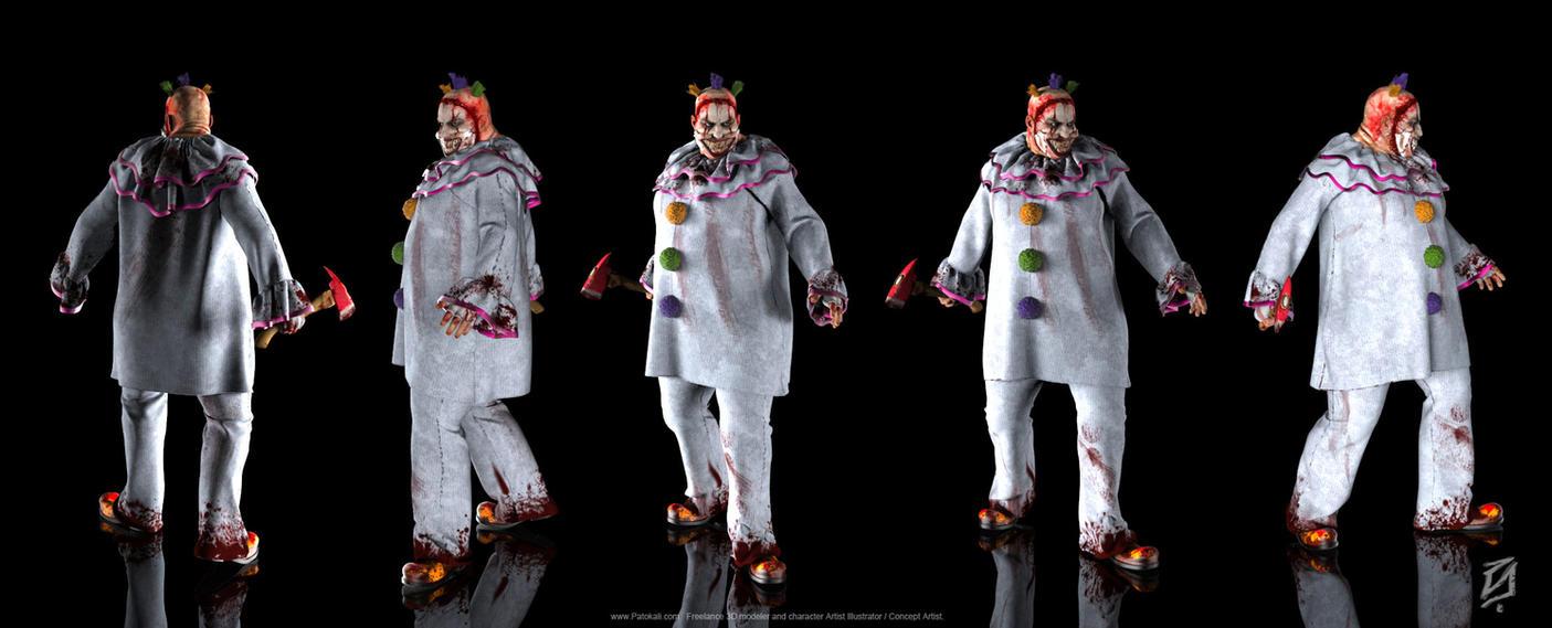 Twisty-the-ClownKSLR by patokali