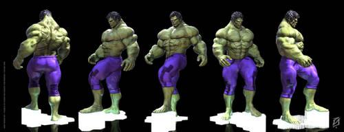 A-Hulk-KS by patokali