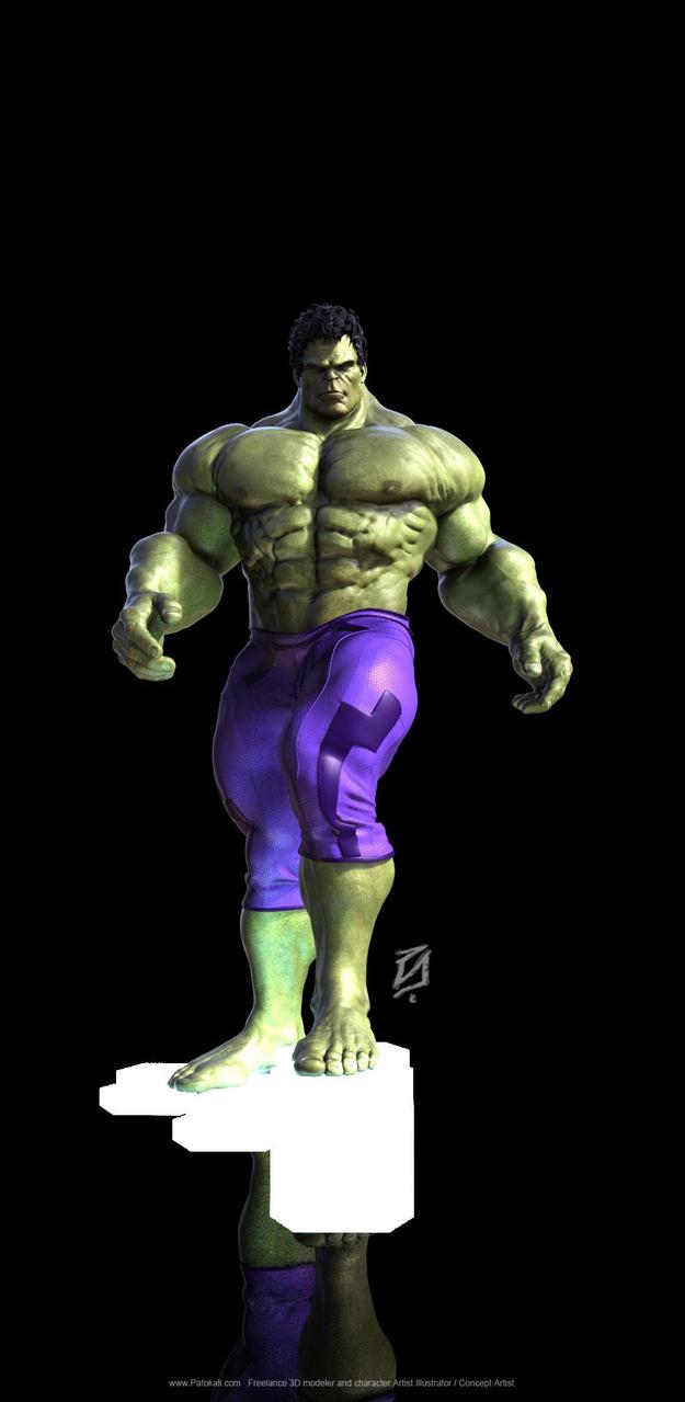 A-Hulk-KSH by patokali