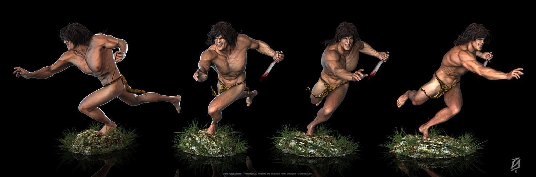 Tarzan-KSLR by patokali