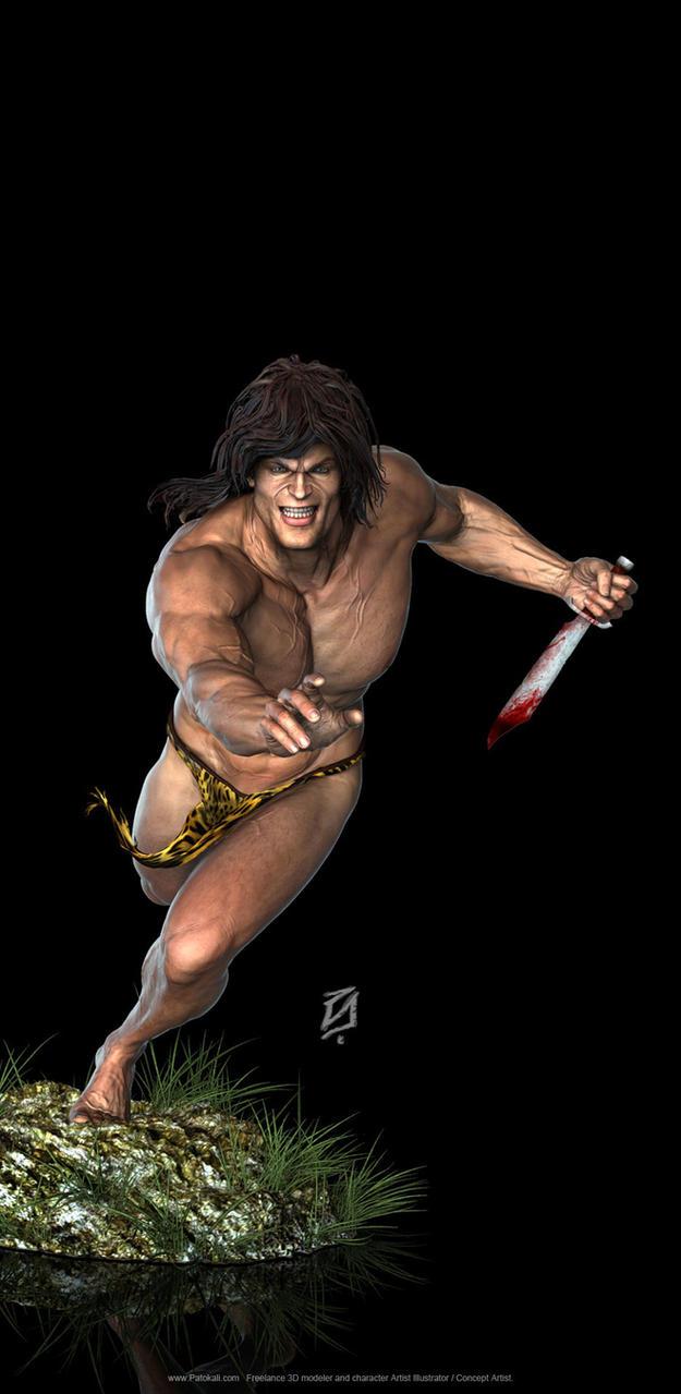 Tarzan-KSHD by patokali