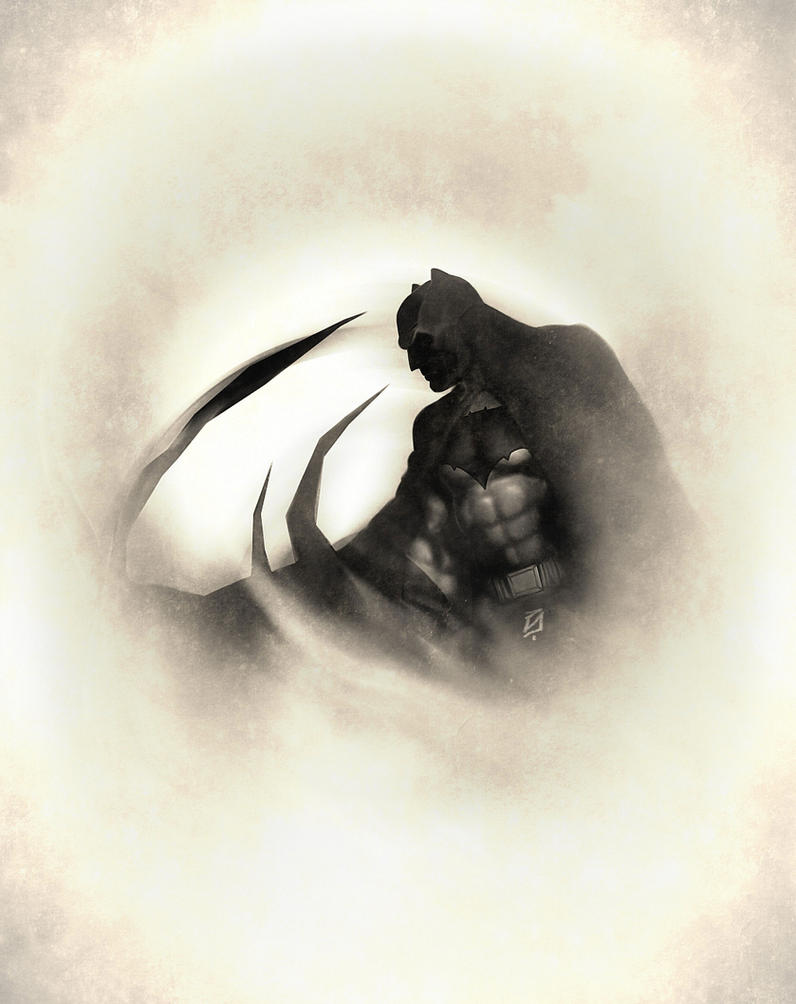 Batman - Simon Bisley by patokali
