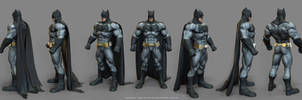 Batman-Toon-KS1 by patokali