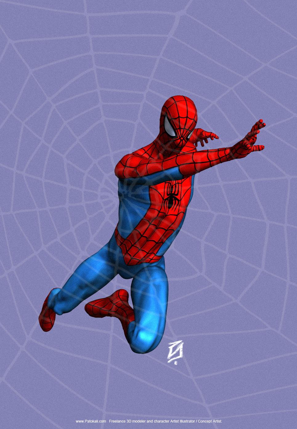 Spiderman-Patokali-KSHR by patokali