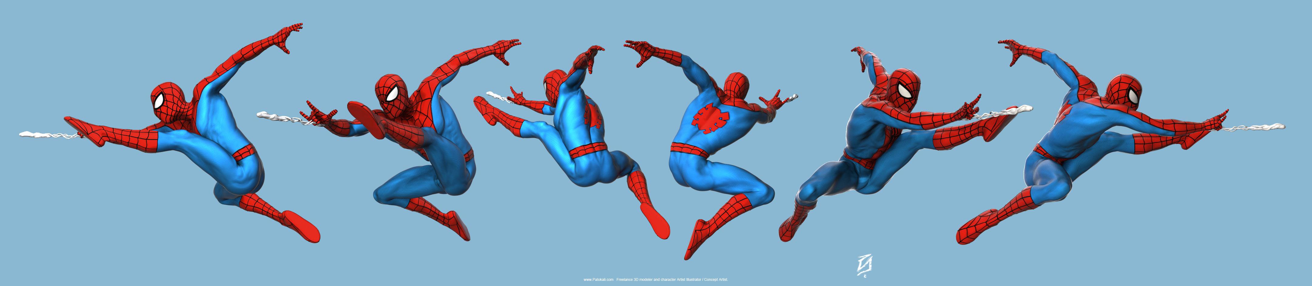 Spiderman-patokali-KSLRW-02 by patokali