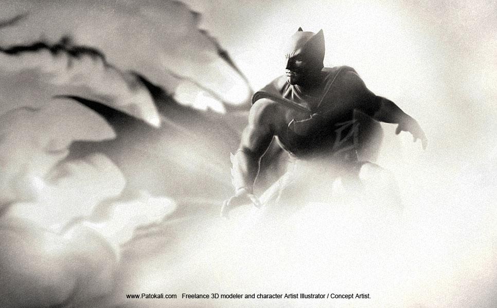Batman-JLA-Patokali-2017-19 by patokali
