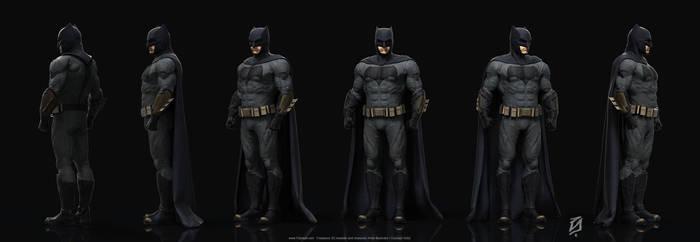 Batman JLA