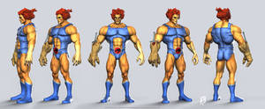 Lion-O-KS by patokali
