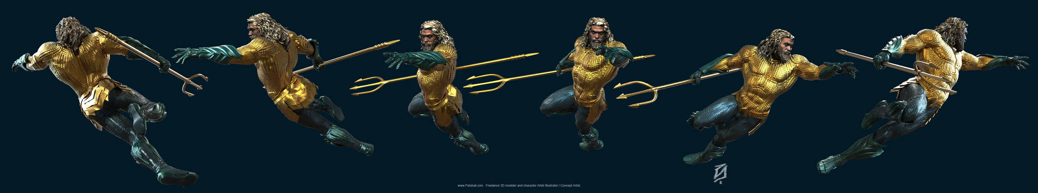 01-Aquaman-Pose2KS