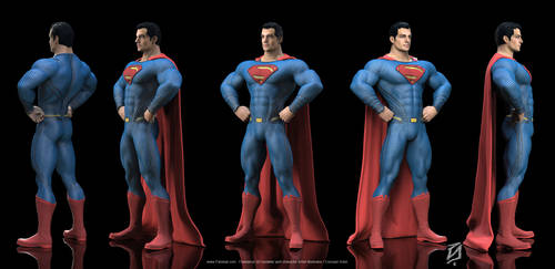Superman-KS-19 by patokali