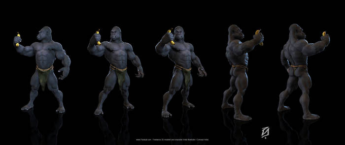 01-Gorilla-Man-KS