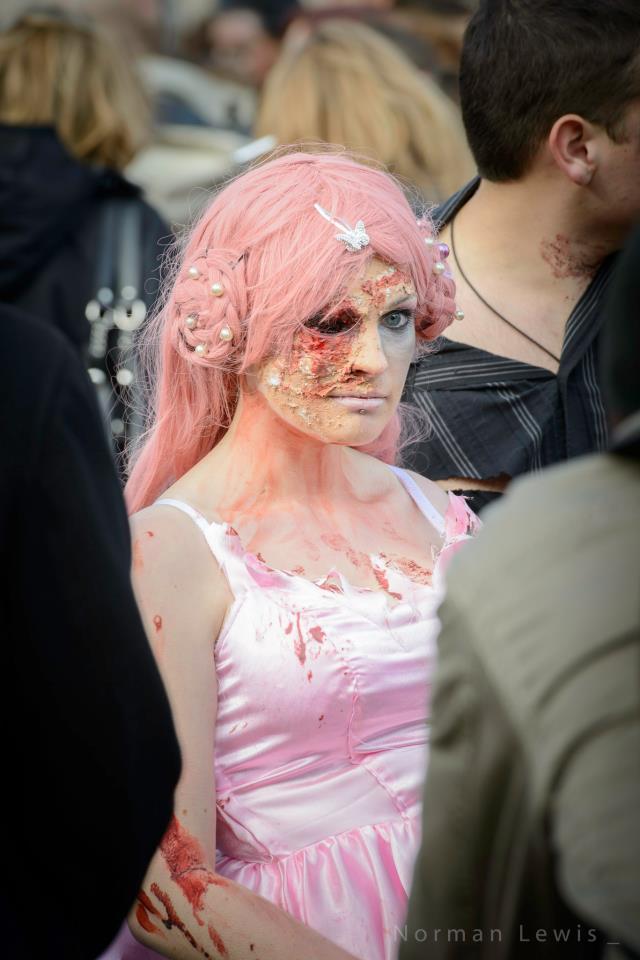 Zombie Walk 2012 by dahcyst