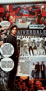Riverdale - MAL Layout for Crunchyroll