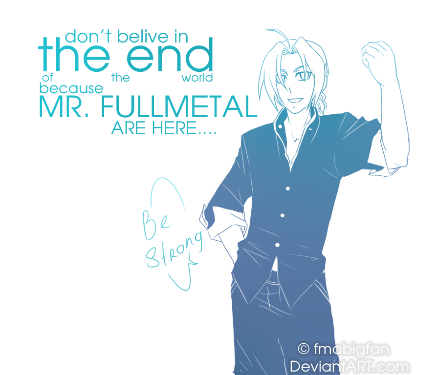 I'm right here so don't scare by fmabigfan