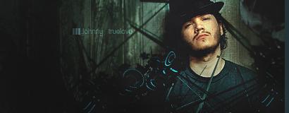 Johnny Truelove Tag by GreenMotion