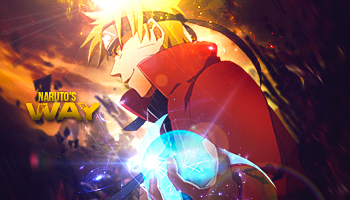 Naruto Way by GreenMotion