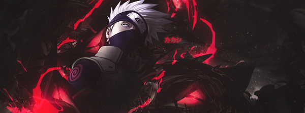 Kakashi Red by GreenMotion