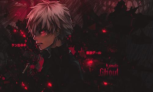 Ken Kaneki Blood V2 by GreenMotion