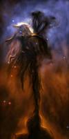 Eagle Nebula by dominikzdenkovic