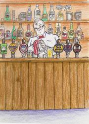 Clark's Bar by bithartist
