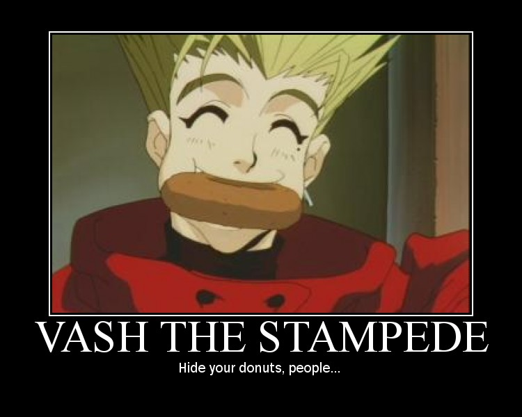 Vash The Stampede By No Vaca On Deviantart