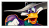 Darkwing Duck Stamp by Kelii