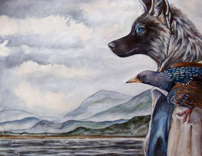 Watch The Skies by Kelii