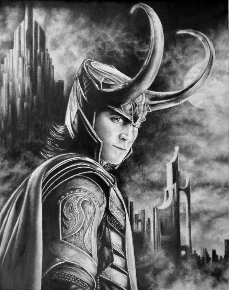 Loki by Kelii