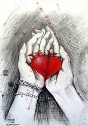 My Bleeding Heart by Kelii