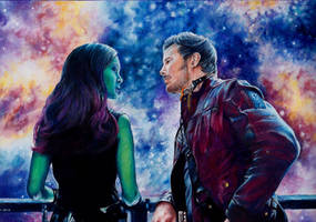 Guardians of the Galaxy- Keep on Hoping