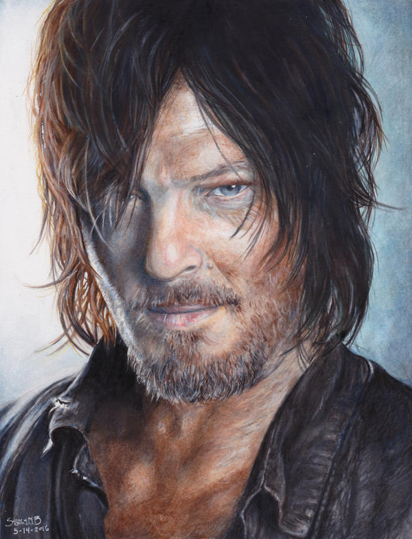 The Walking Dead- Daryl Dixon