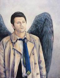 Supernatural- Castiel