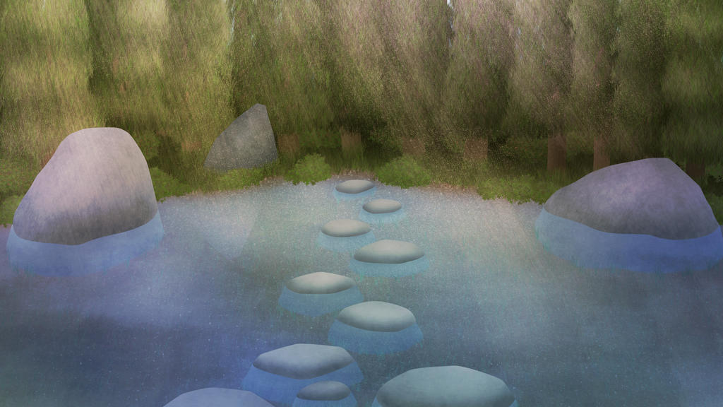 Stepping Stones by AnthonyH318
