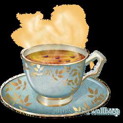 Earl Grey Tea by VLFBERHT