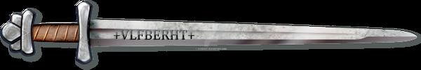 Ulfberht Sword