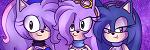 Team Dash icons by EmeraldMaree