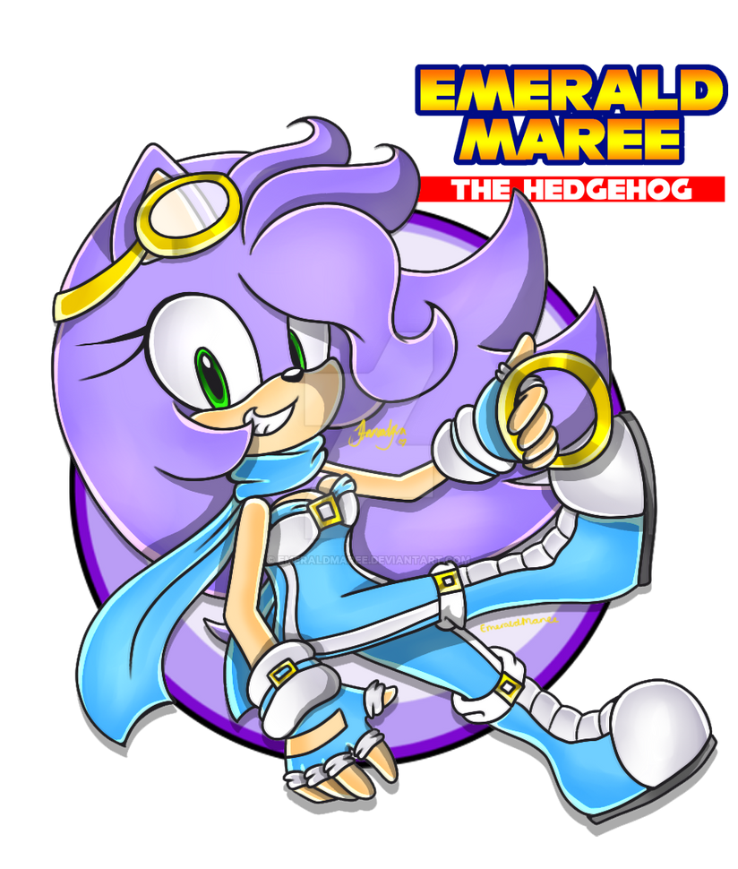 Emerald Maree SA style V2 by EmeraldMaree