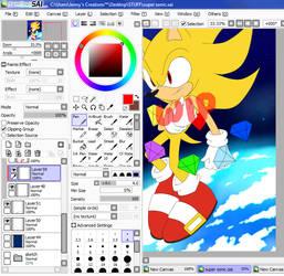 WIP- Super Sonic