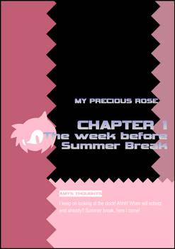 My Precious Rose - Comic Teaser c: