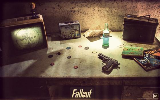 Fallout : Desk