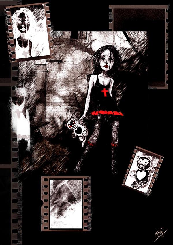 _Rouge Et Noir_ by mirjaT
