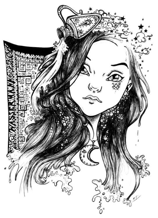 Aquarius By MirjaT On DeviantArt