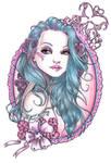 .Paulette. by mirjaT