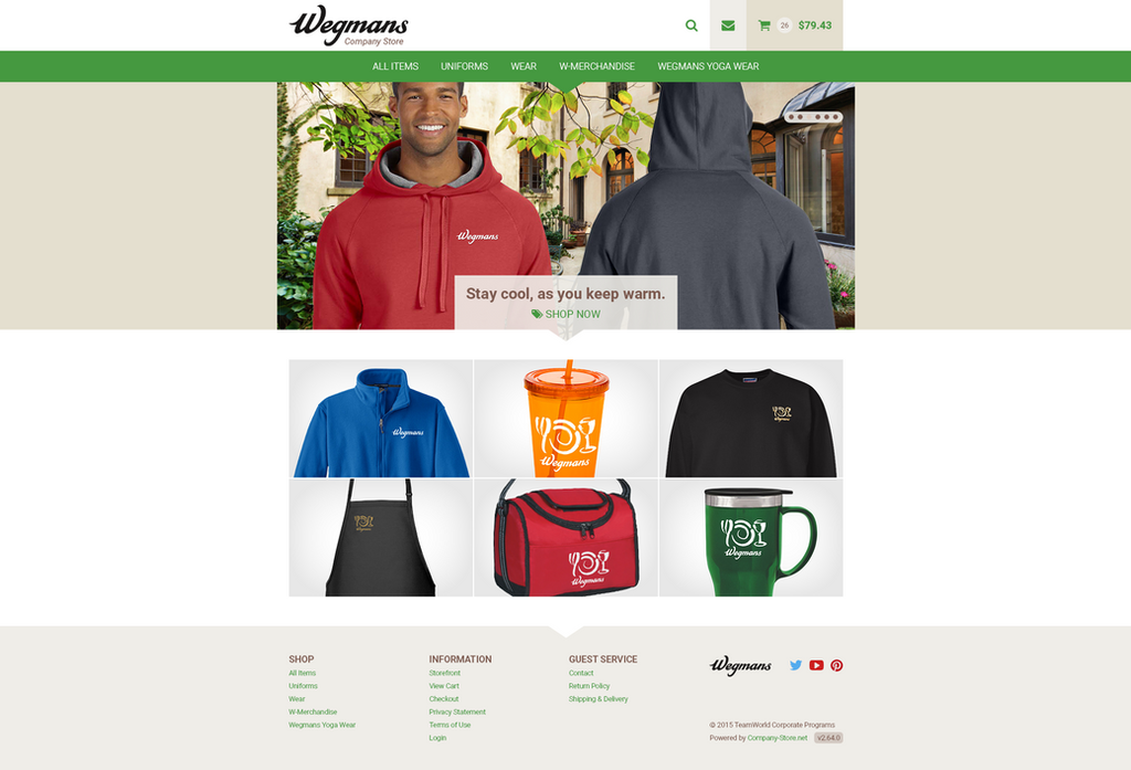 Wegmans Company Store by Garconis