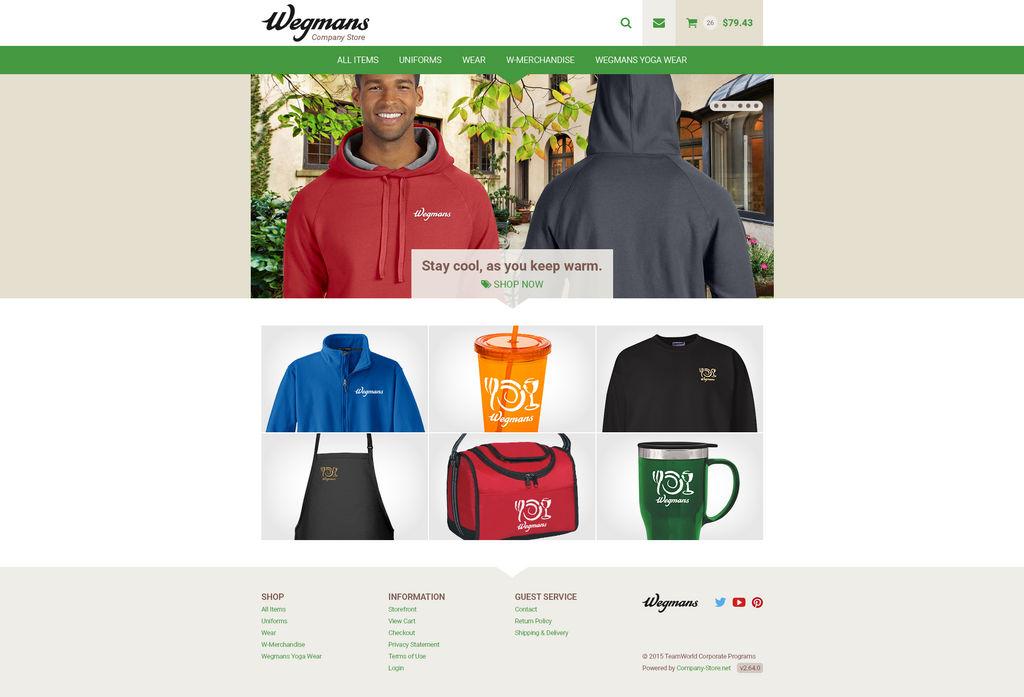 Wegmans Company Store By Garconis On Deviantart