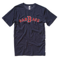Boston Red Sox Garbage T-Shirt graphic