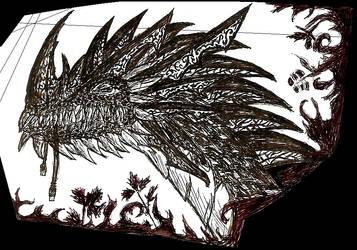:Dimidemo dragon: by Lugia007